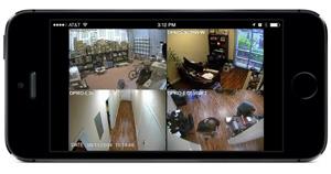 Videorendszer mobilon