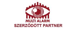 Multialarm szerződött partner